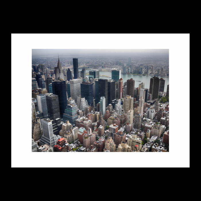 New York City I by Paul Richards