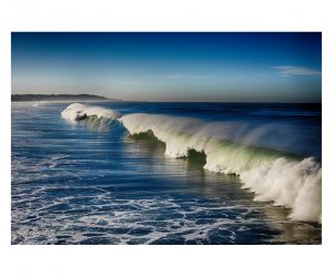 San Diego Beach II by Paul Richards