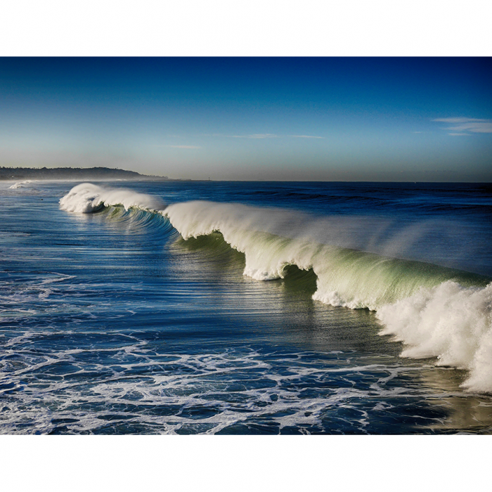 Colorful Seascapes – Collection of 3 Signed Prints in Black Portfolio