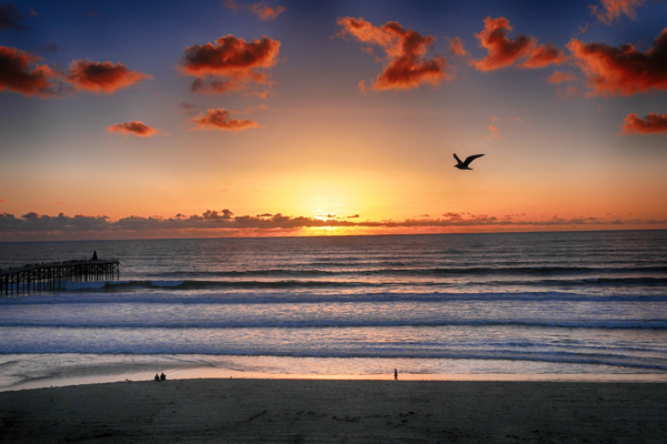 San Diego Beach 3