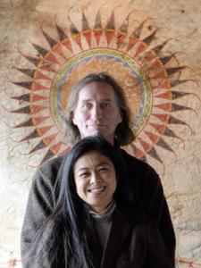 David Brookover and Yuko Brookover