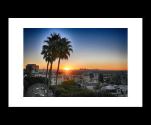 Los Angeles Sunrise ii