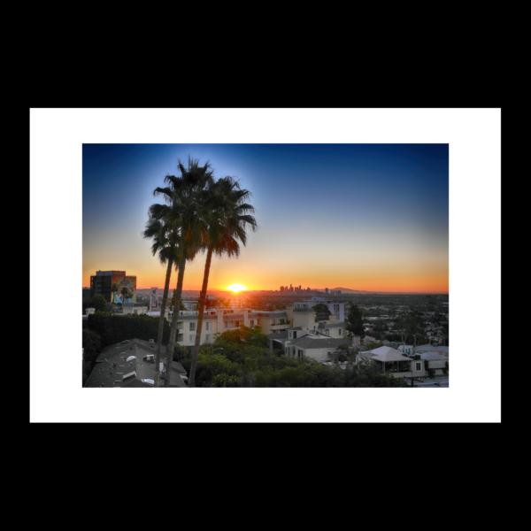 Los Angeles Sunrise ii