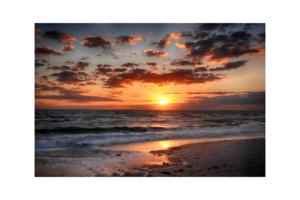 Melbourne Beach by Paul Richards