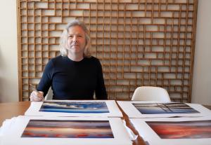 Paul Richards Print Signing
