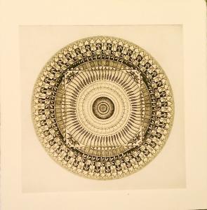 Mandala by Tony Johnson
