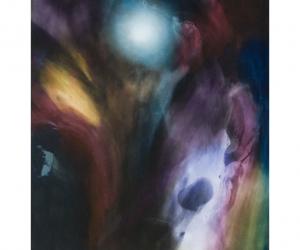 Hand-Colored Monoprint