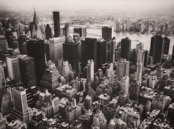 New York City by Paul Richards