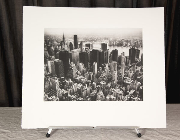 New York City - Photogravure by Paul Richards