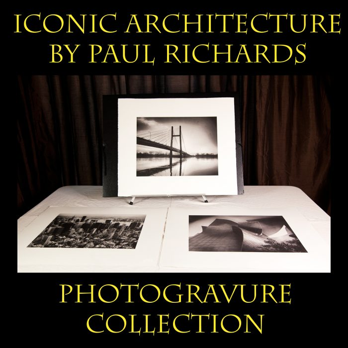 Paul Richards – Iconic Architecture Photogravure Collection