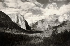 Yosemite in May by Jon Lybrook