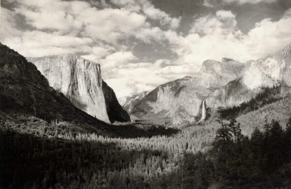 Yosemite in May by Jon Lybrook