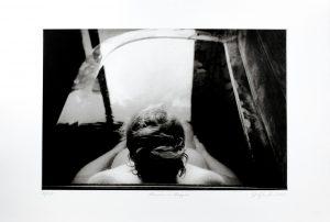 Bonnie in Beppu by Jon Lybrook