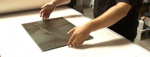Polymer Photogravure Plate