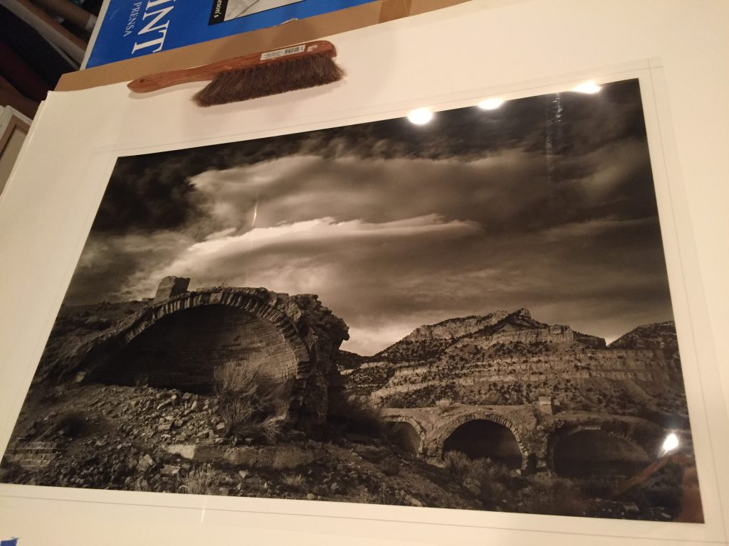 Film Positive for Coke Ovens by Dave Hanson