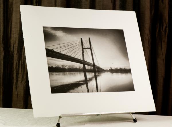 Great River Bridge by Paul Richards