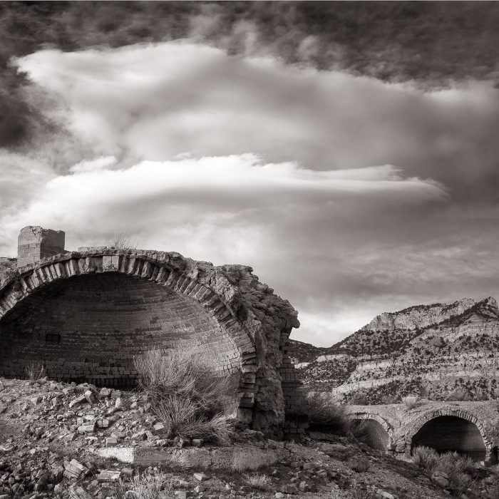 Dave Hanson Coke Ovens Photogravure Project