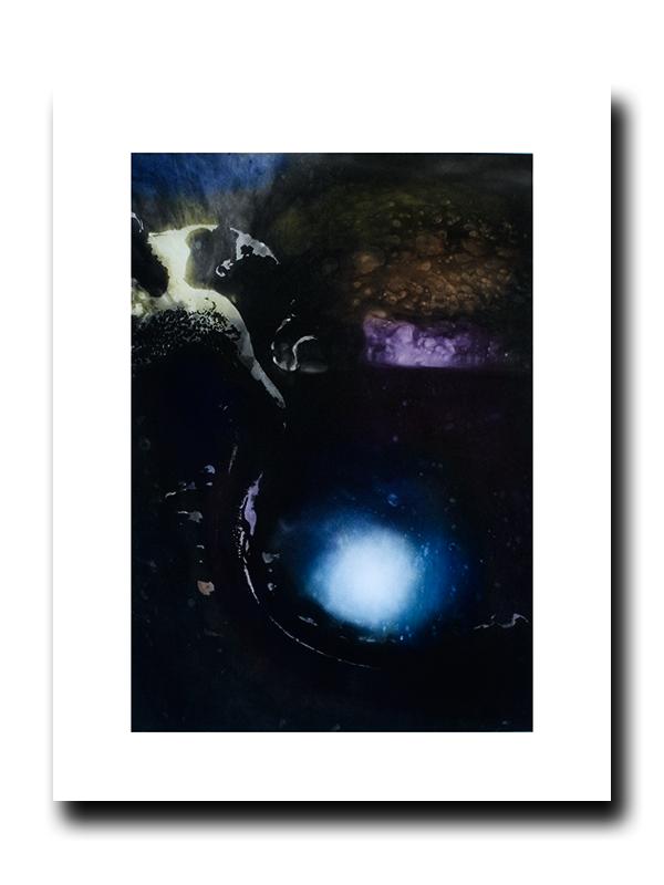 Stellar Azure by Jon Lybrook