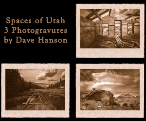 Spaces of Utah by Dave Hanson