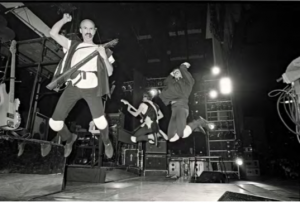 Tony Levin - Shock the Monkey